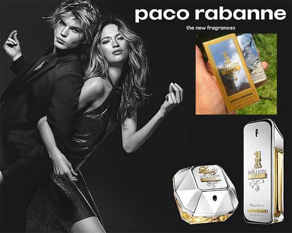 Nước Hoa Nam Paco Rabanne 1 Million Lucky EDT 50ml