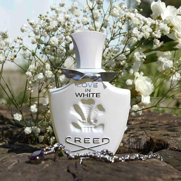 Nước Hoa Nữ Creed Love In White EDP 75ml