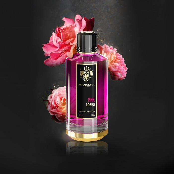 Nước Hoa Nữ Mancera Pink Rose EDP 120ml