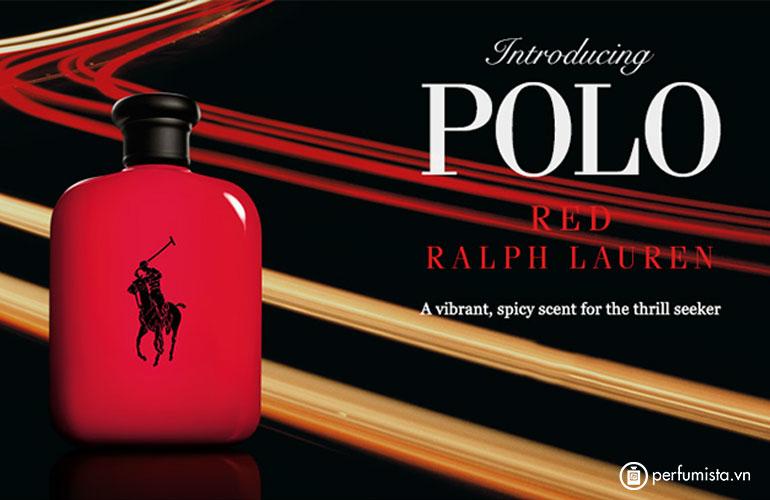 Nước Hoa Ralph Lauren Polo Red EDT