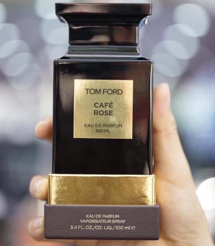Nước Hoa Unisex Tom Ford Cafe Rose EDP 100ml