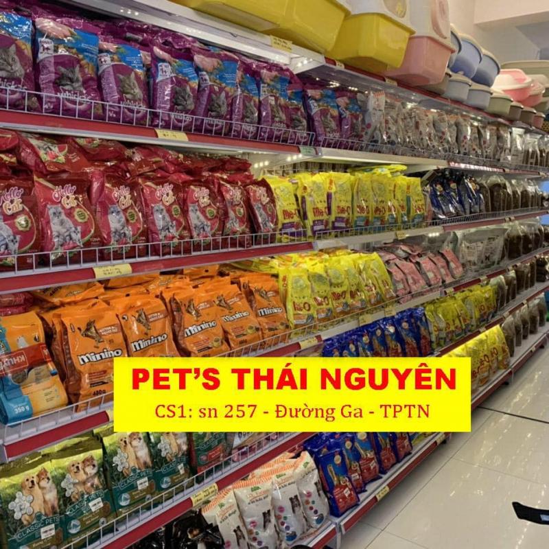 Pet's Thái Nguyên - Siêu Thị Thú Cưng