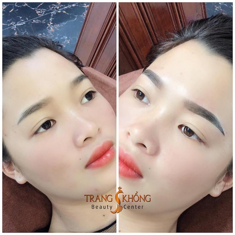 Phun xăm Trang Khổng