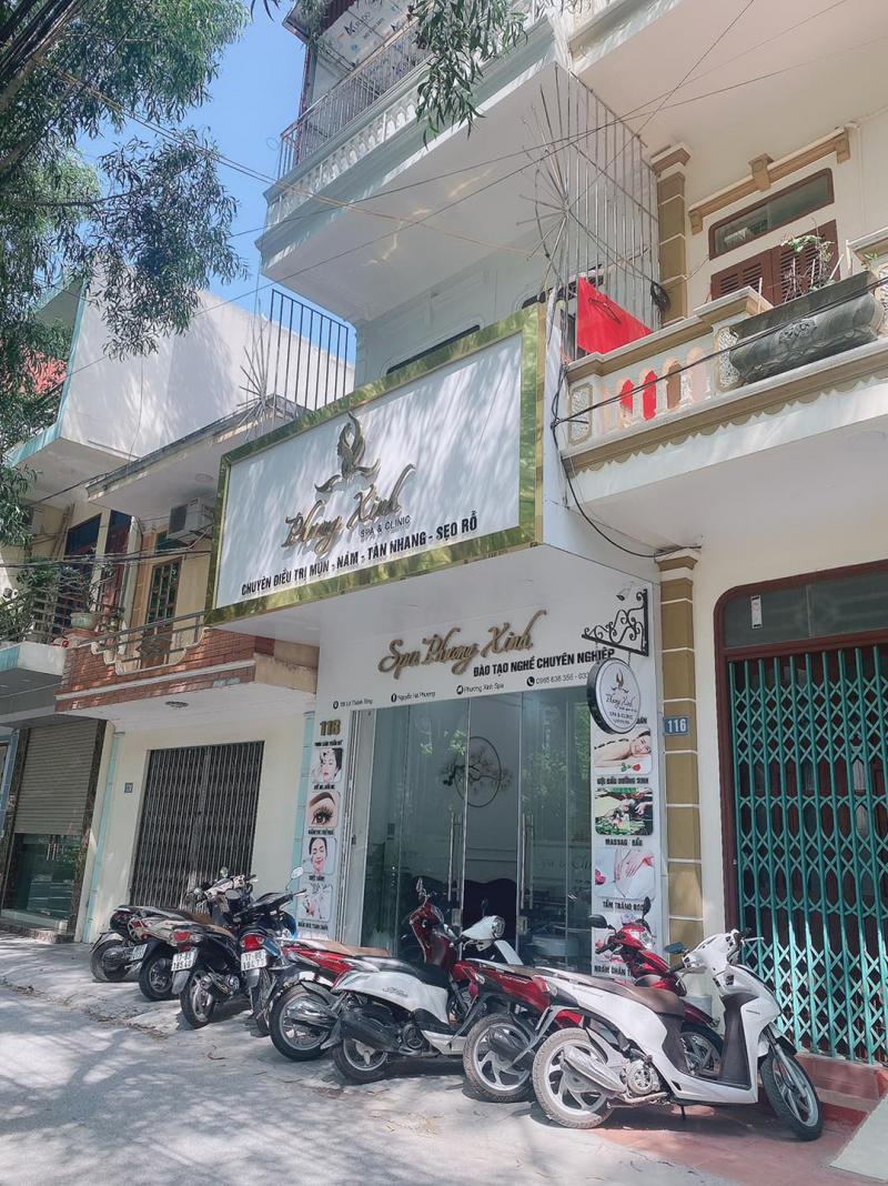 Phương Xinh Spa