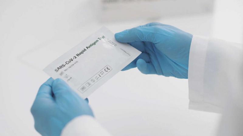 SARS-CoV-2 Rapid Antigen Test