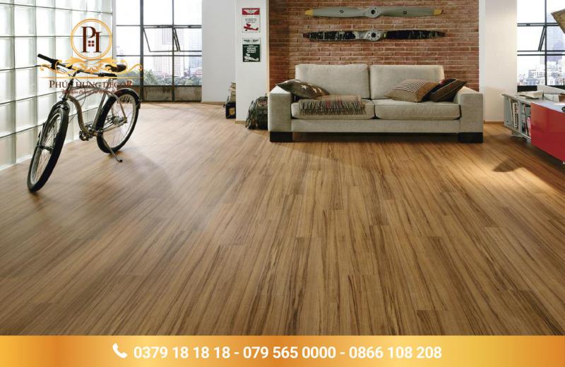 Sàn gỗ Phúc Hưng