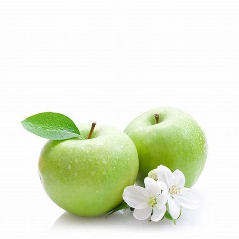 Sinh tố táo, sữa tươi, nước cốt chanh