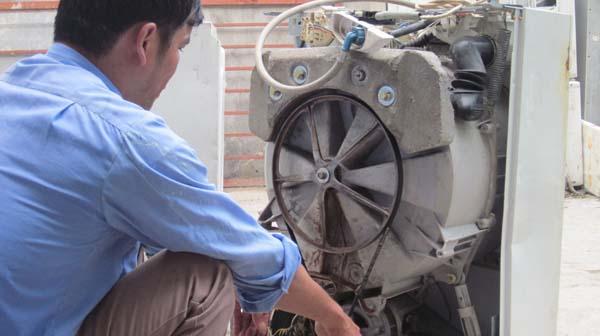 Sửa chữa điện lạnh Nha Trang