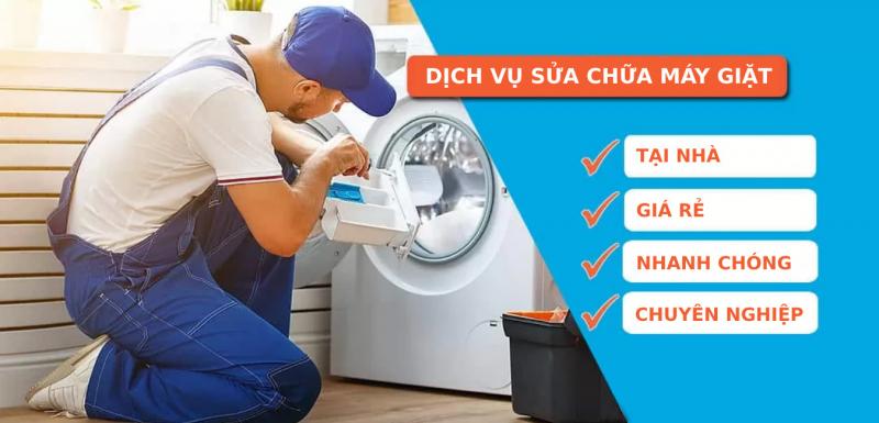 Sửa chữa máy giặt tại Đồng Hới Quảng Bình