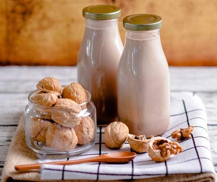 Sữa thảo dược