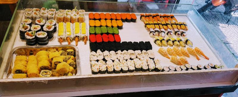 Sushi Viên Phương Mập