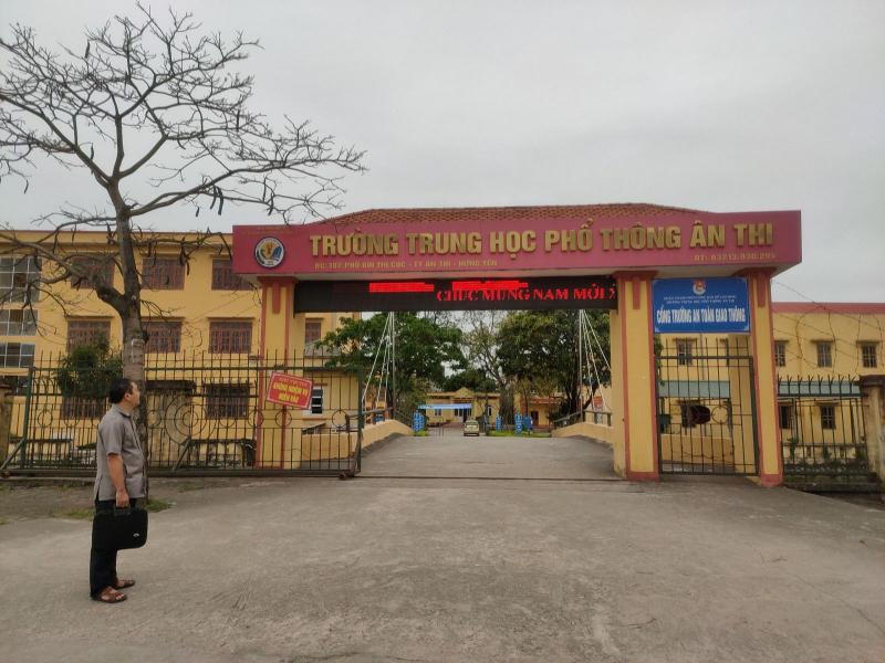 THPT Ân Thi