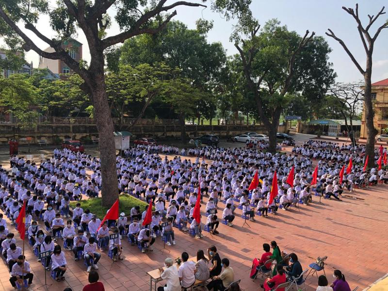 THPT Văn Giang