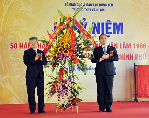 THPT Văn Lâm