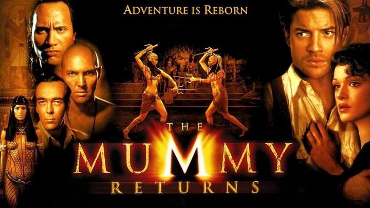The Mummy – Xác ướp Ai Cập (1999)