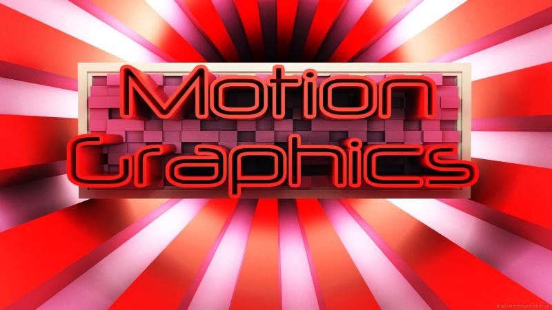 Thiết kế đồ họa chuyển động