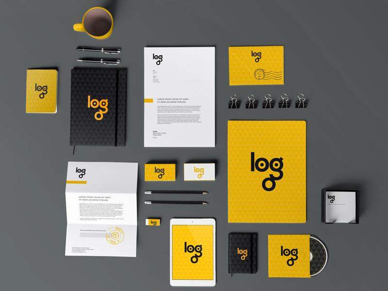Thiết kế nhận diện thương hiệu