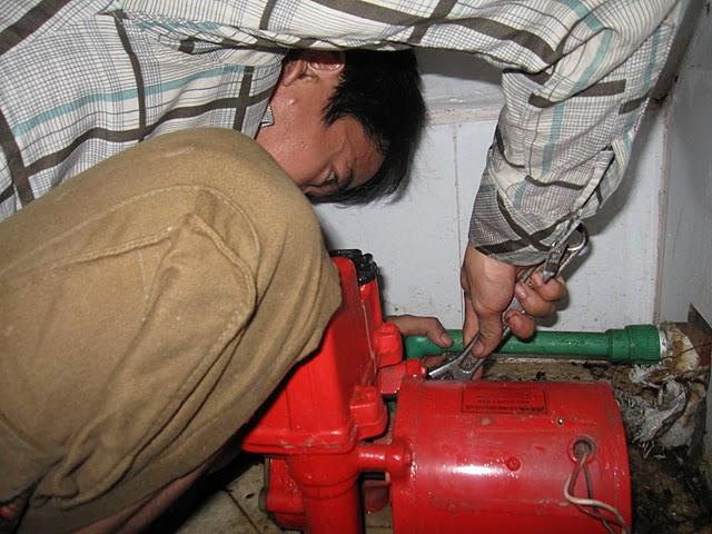 Thợ điện Gia Lai