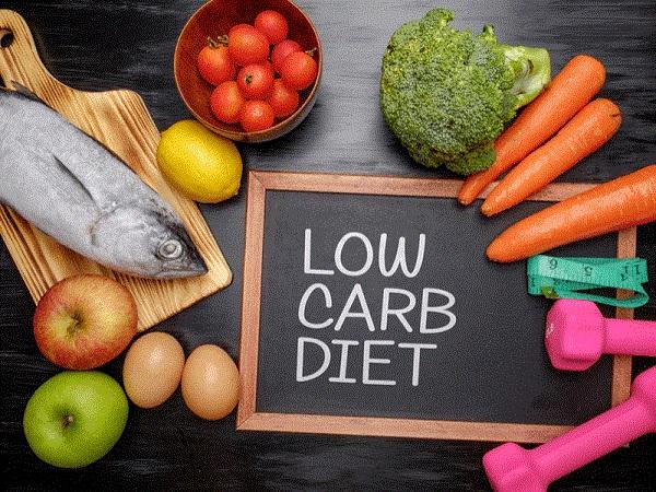 Thực hiện theo chế độ ăn ít carb, giàu protein