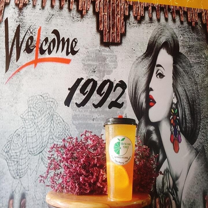 Tiệm trà chanh 1992