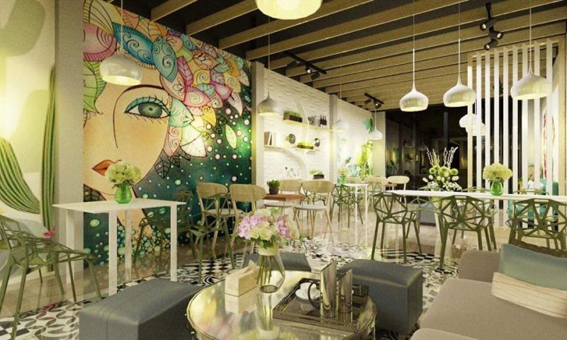 Tiệm trà chanh KingDom Tiền Phong