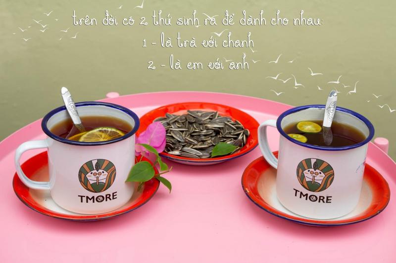 Tiệm trà chanh T-more SamSung