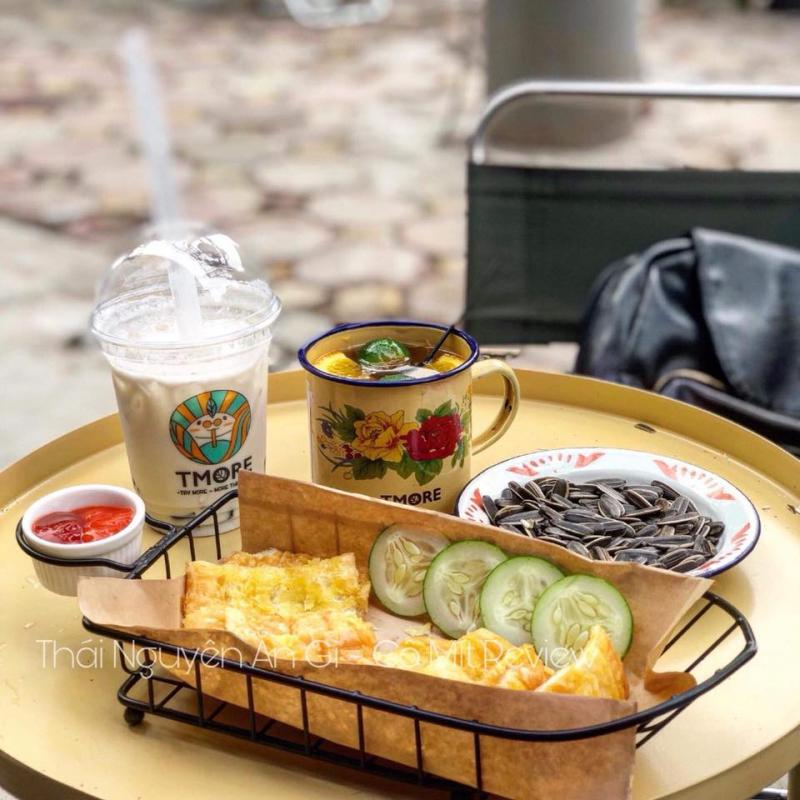 Tmore- Tiệm trà chanh