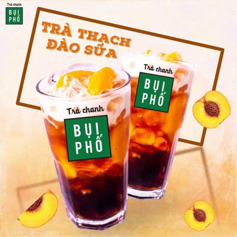 Trà chanh Bụi Phố Phổ Yên