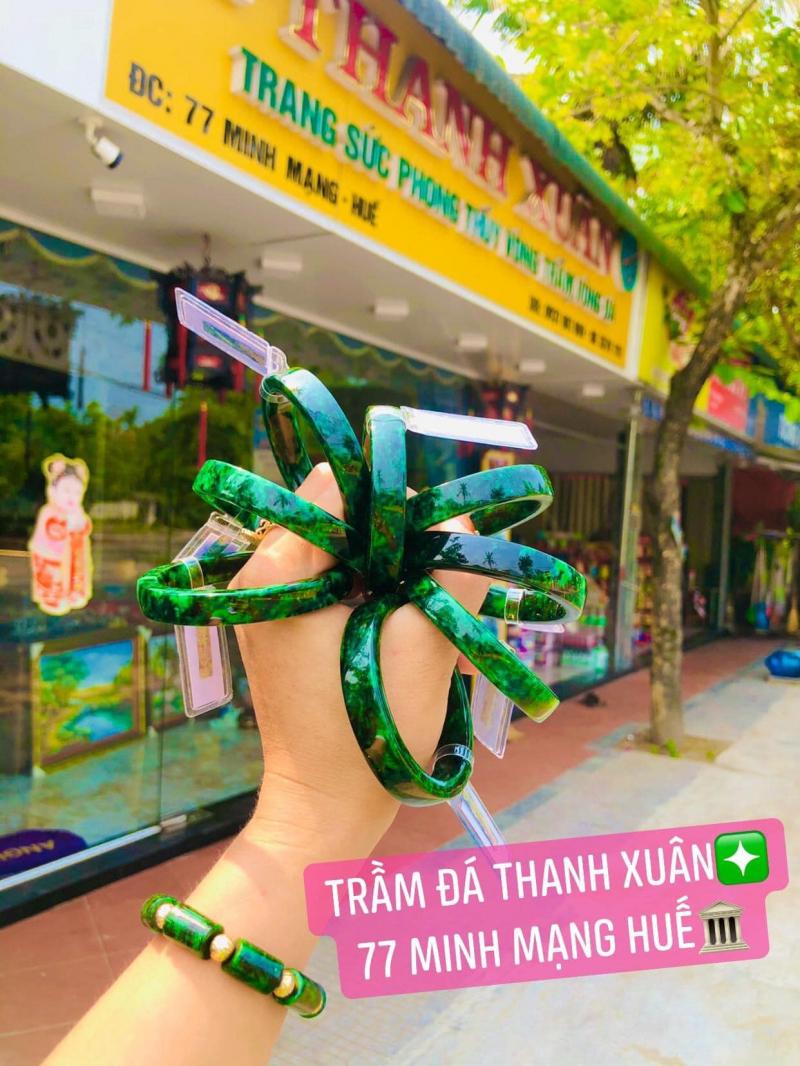 Trầm Đá Thanh Xuân