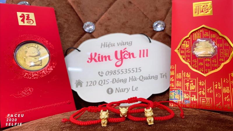 Trang sức Kim Yến