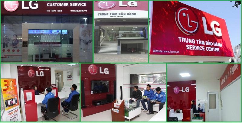 Trung Tâm Bảo Hành LG