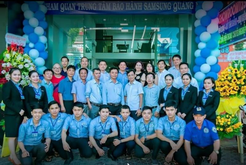 Trung tâm bảo hành SamSung Quảng Ngãi
