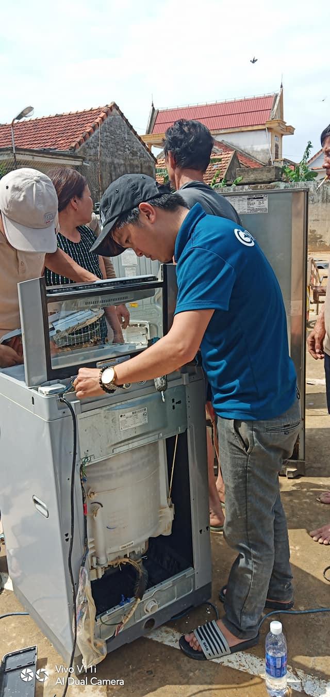 Trung tâm sửa chữa Tivi, Tủ lạnh, Máy giặt, Điều hòa tại Hoàn Lão