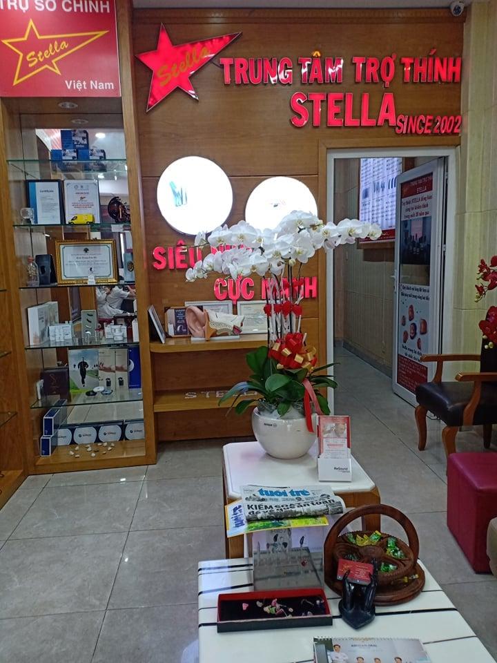 Trung tâm trợ thính Stella