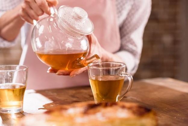 Uống trà
