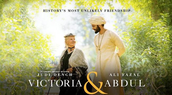 Victoria & Abdul (Nữ Hoàng & Tri Kỷ)