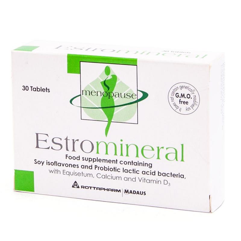 Viên uống Estromineral