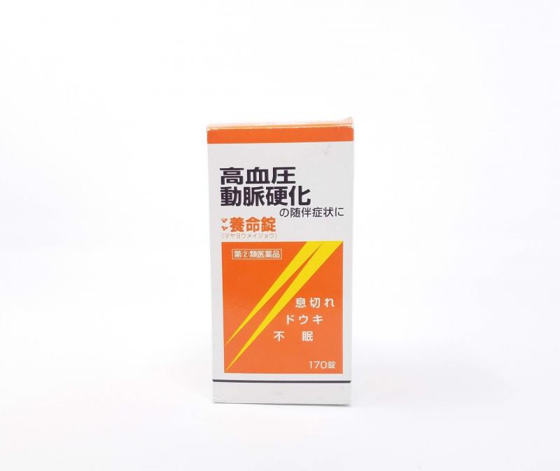 Viên uống điều hòa huyết áp Maya Youmeijyo Nhật Bản