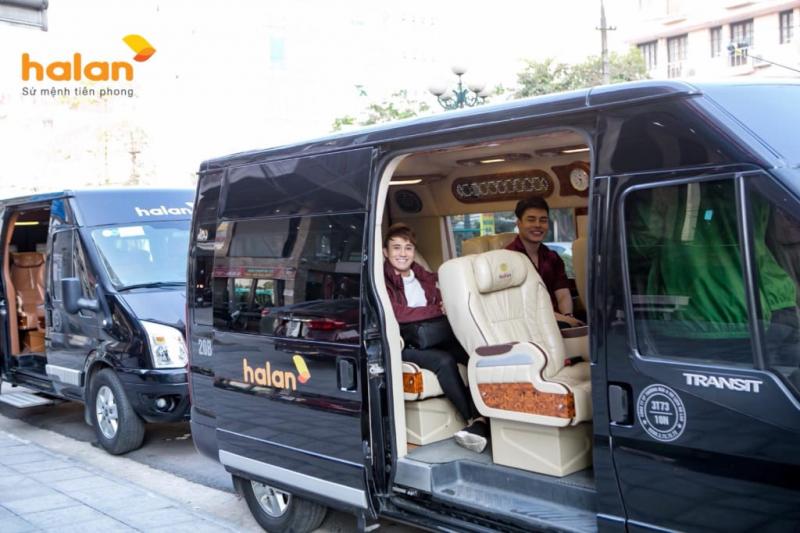 Xe Hà Lan Limousine