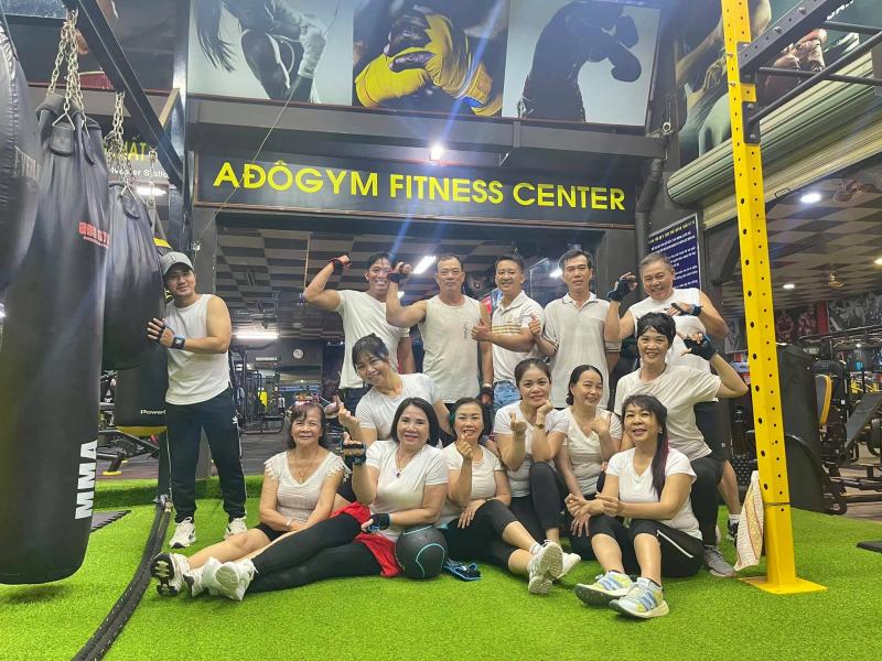 AĐÔ GYM Fitness Center