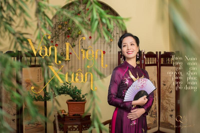 Áo Dài Quỳnh Anh