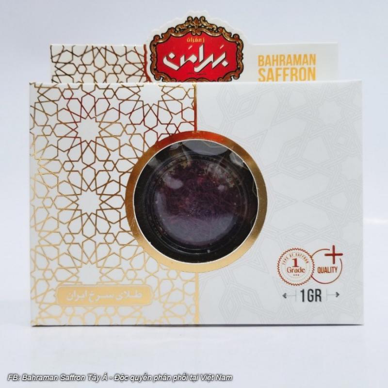 Bahraman Saffron Tây Á - Độc quyền phân phối tại Việt Nam
