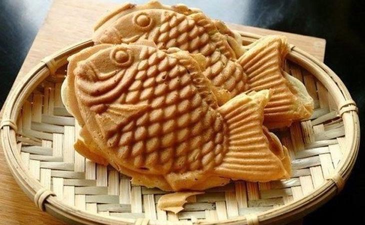 Bánh cá taiyaki