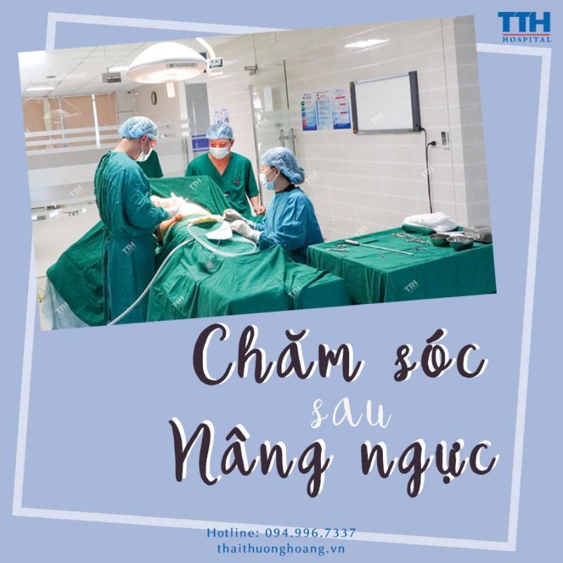 Bệnh viện thẩm mỹ Thái Thượng Hoàng