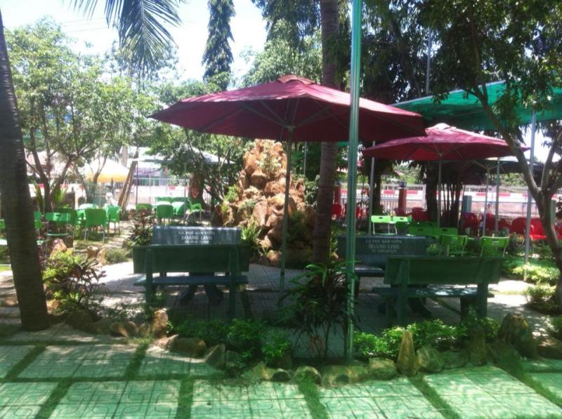 Cafe Hoàng Linh Đồng Xoài