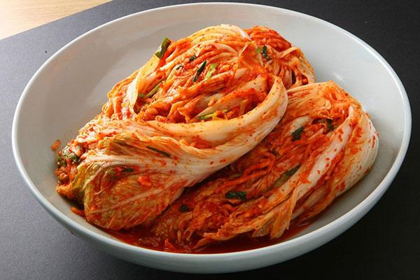 Cơm Cuộn Kim Chi