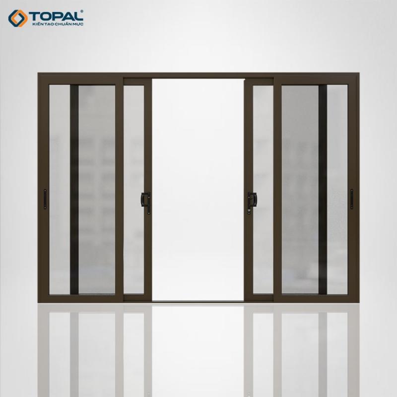 Cửa nhôm Topal - Thương hiệu cửa nhôm kính cao cấp của tập đoàn Austdoor
