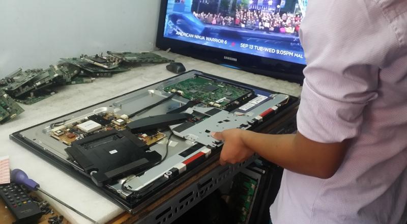 Điện tử Trùng Nguyễn