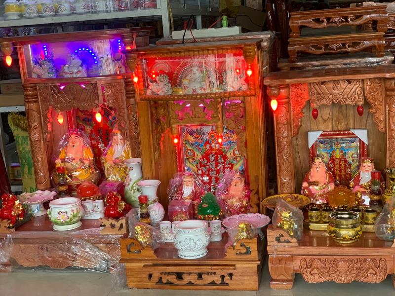 Đồ Thờ cúng - Phong thủy Đồng Hạnh