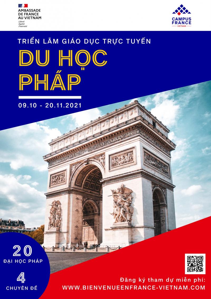 Du học Pháp ngữ - HANU